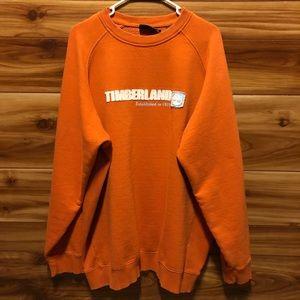 Timberland crewneck sweatshirt men's XL